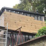 Tesár-fasády z dreva, Ref, 1-CH