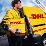 Vodič dodávky 3,5t. pre DHL. Ref, 8-DE